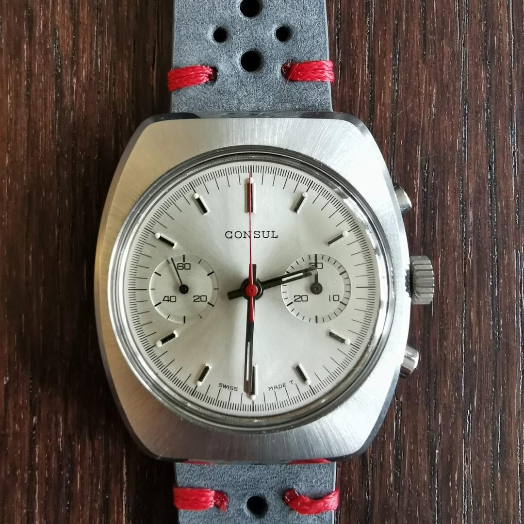 Consul Chronographe  - Racing
