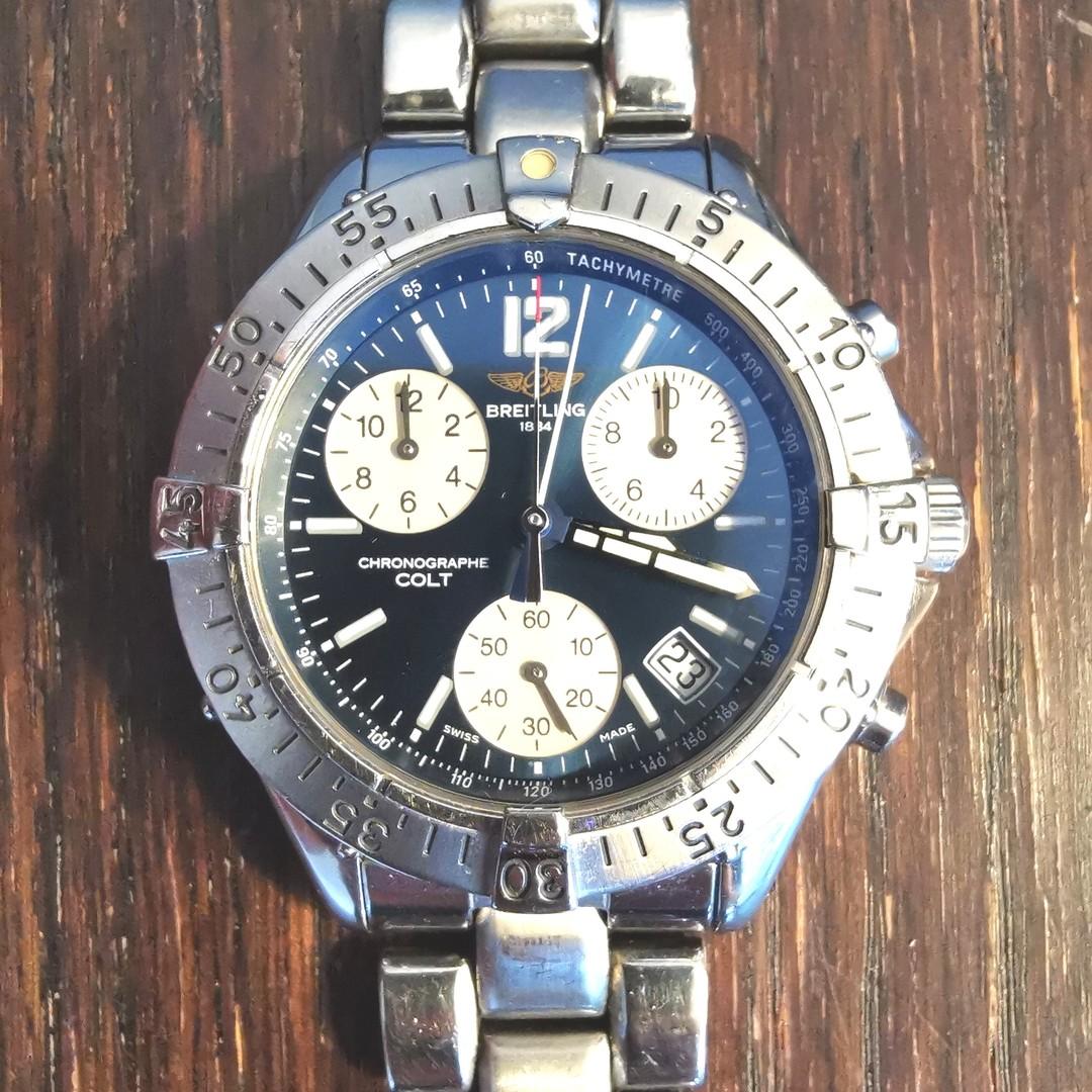 Breitling - Colt chronograph